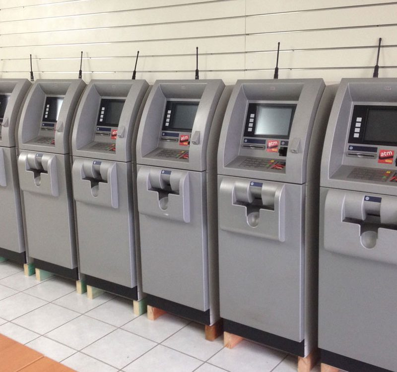 ATM Services for events and expo's