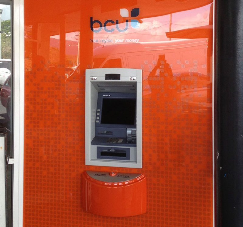 Finished ATM Solution for Banana Coast Credit Union
